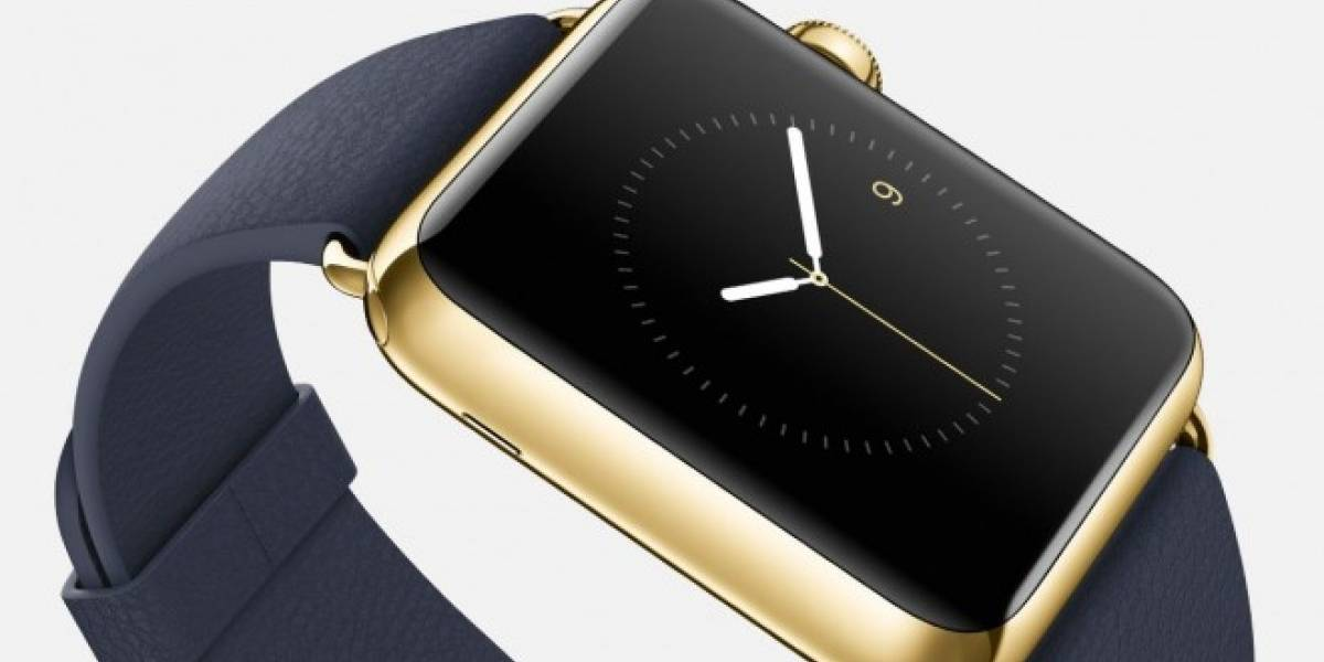Ventas de Apple Watch bajarán 25% en 2016, según analistas