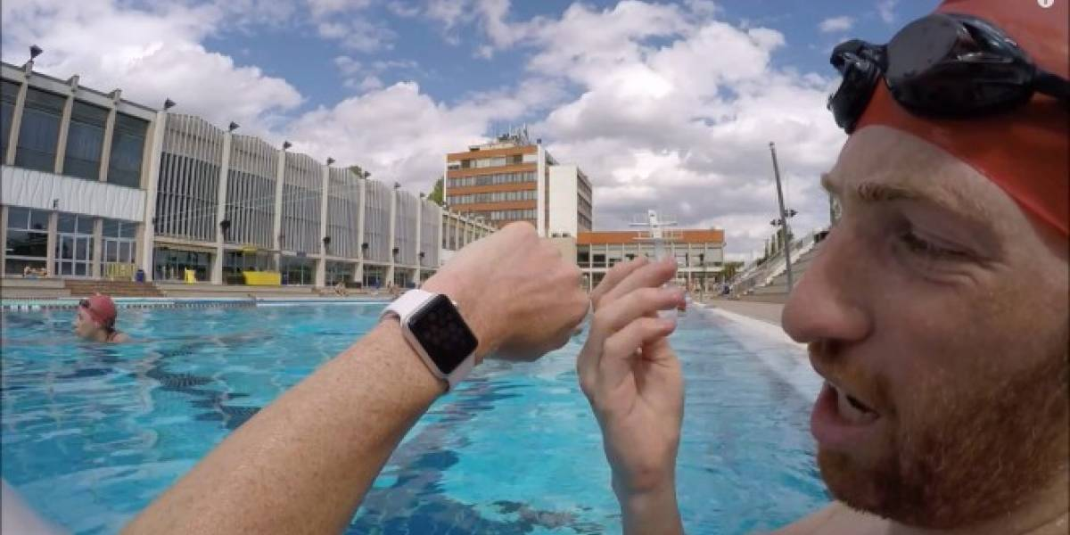 Apple Watch es sometido a tres pruebas de resistencia al agua ¿Sobrevivirá?
