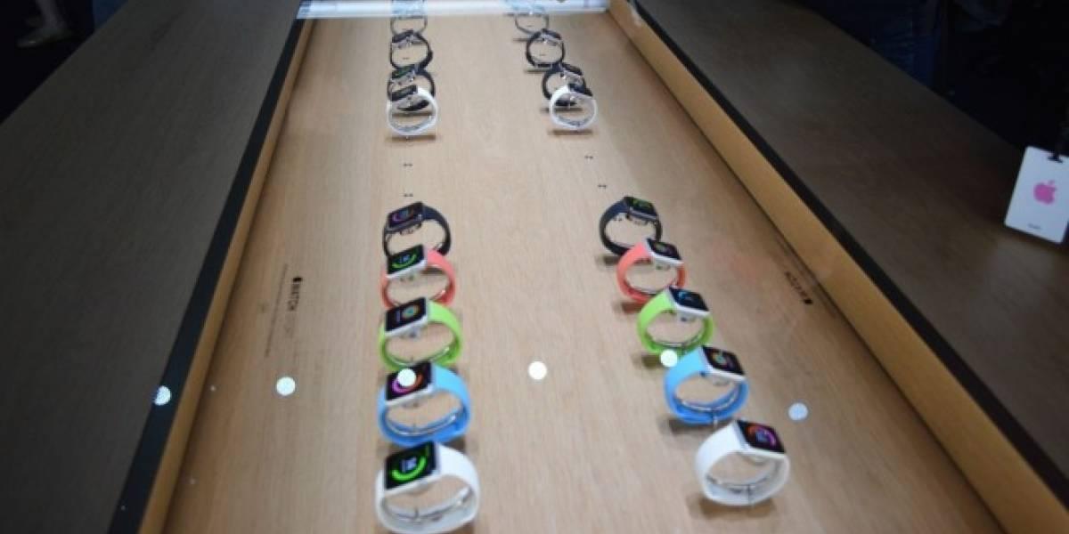 Apple Watch ya se puede comprar en las tiendas de Apple