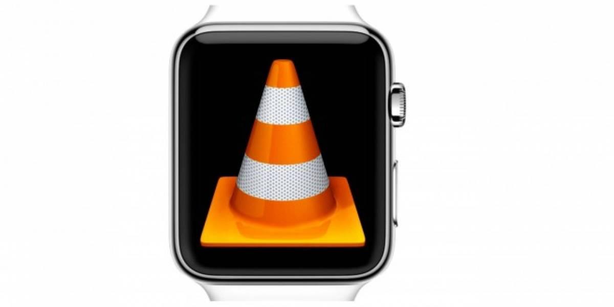 Nueva versión de VLC para iOS incluye soporte para el Apple Watch