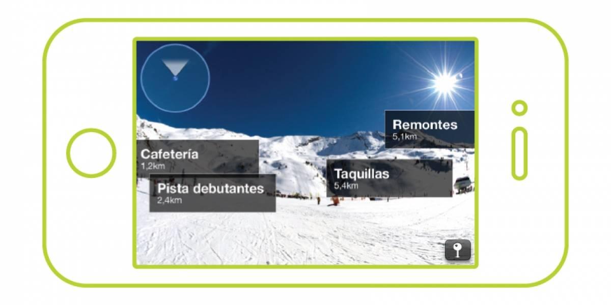 España: Consulta el estado de las estaciones de esquí desde el teléfono móvil