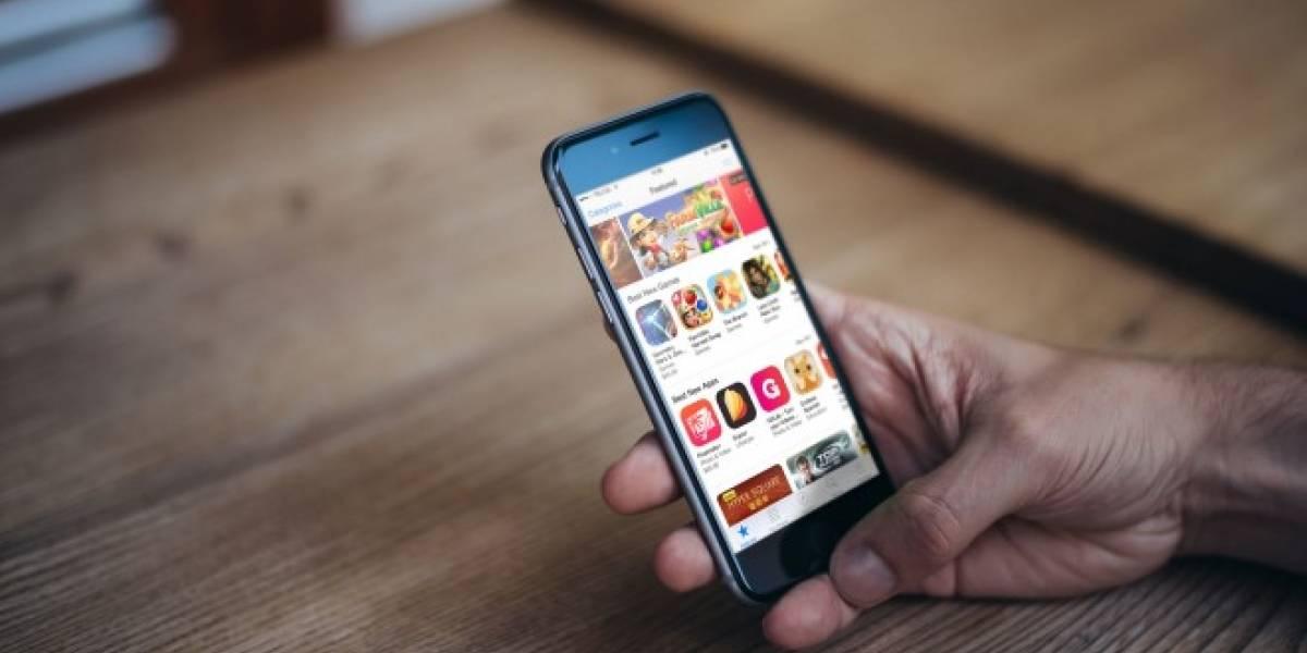 App Store presenta problemas con algunas aplicaciones