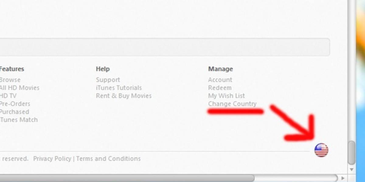 W Tip: Cambia el país de la App Store para descargar Google Maps en iOS 6
