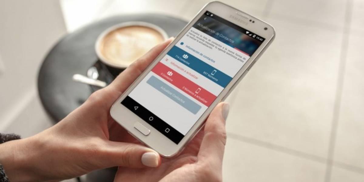 Estas aplicaciones actualizan tu agenda a la nueva formar de marcar