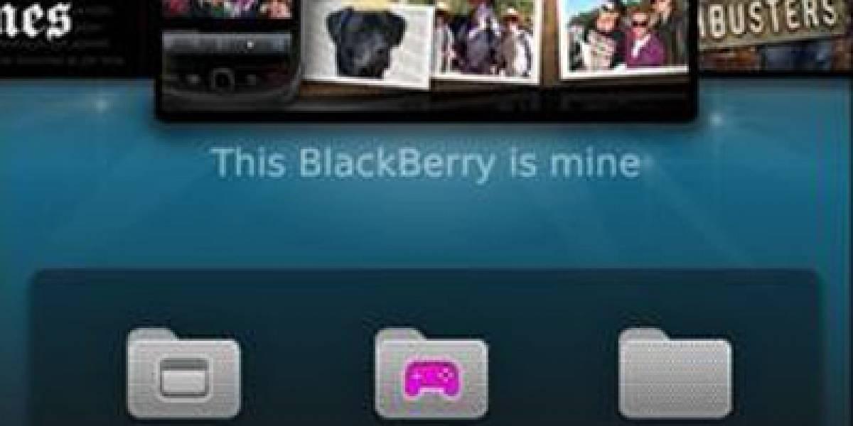 Sale la Primera Imagen del BlackBerry App World 3.0