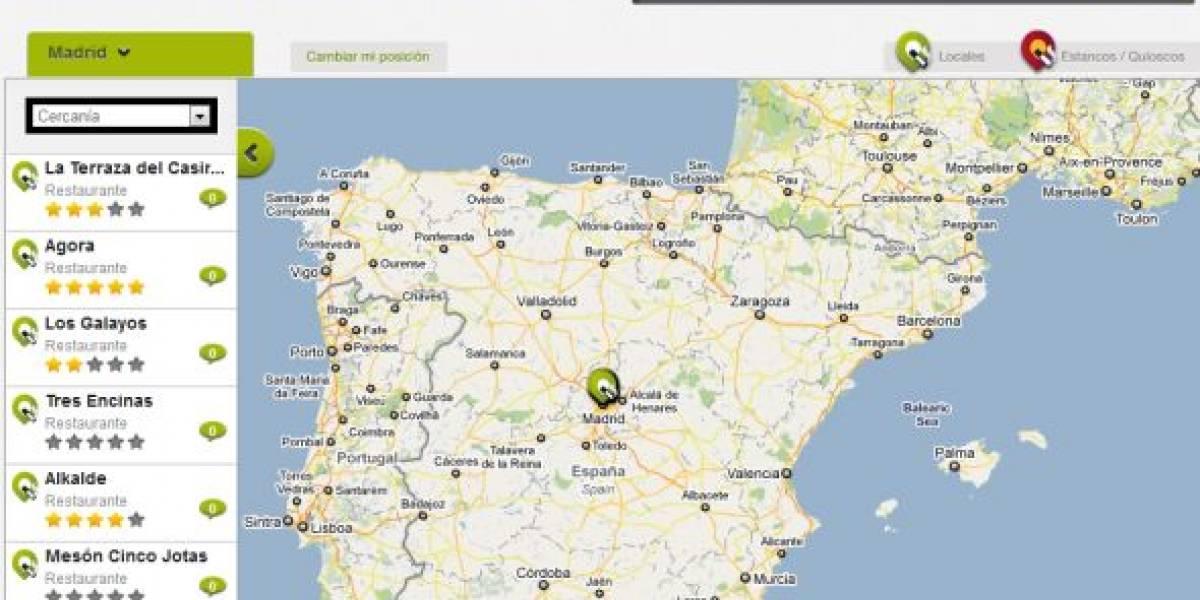 España: presentan Aquí Sí, una aplicación para fumadores