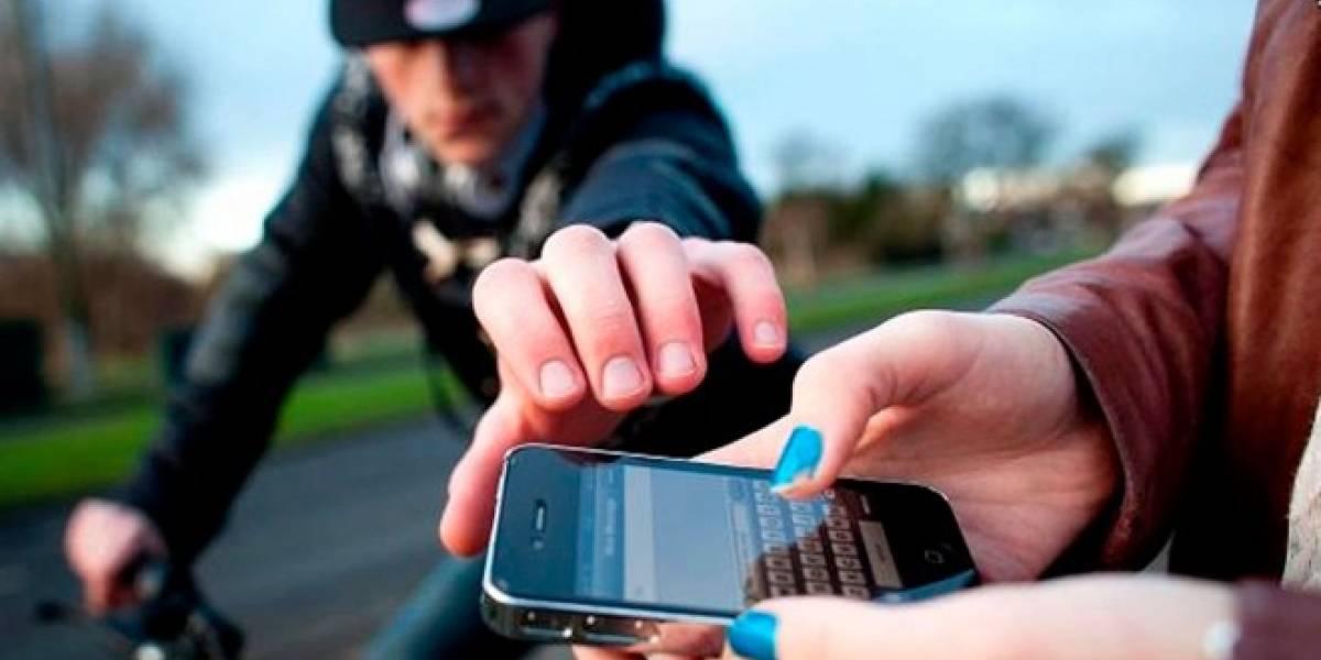 Se dispara 38% el robo de smartphones en México