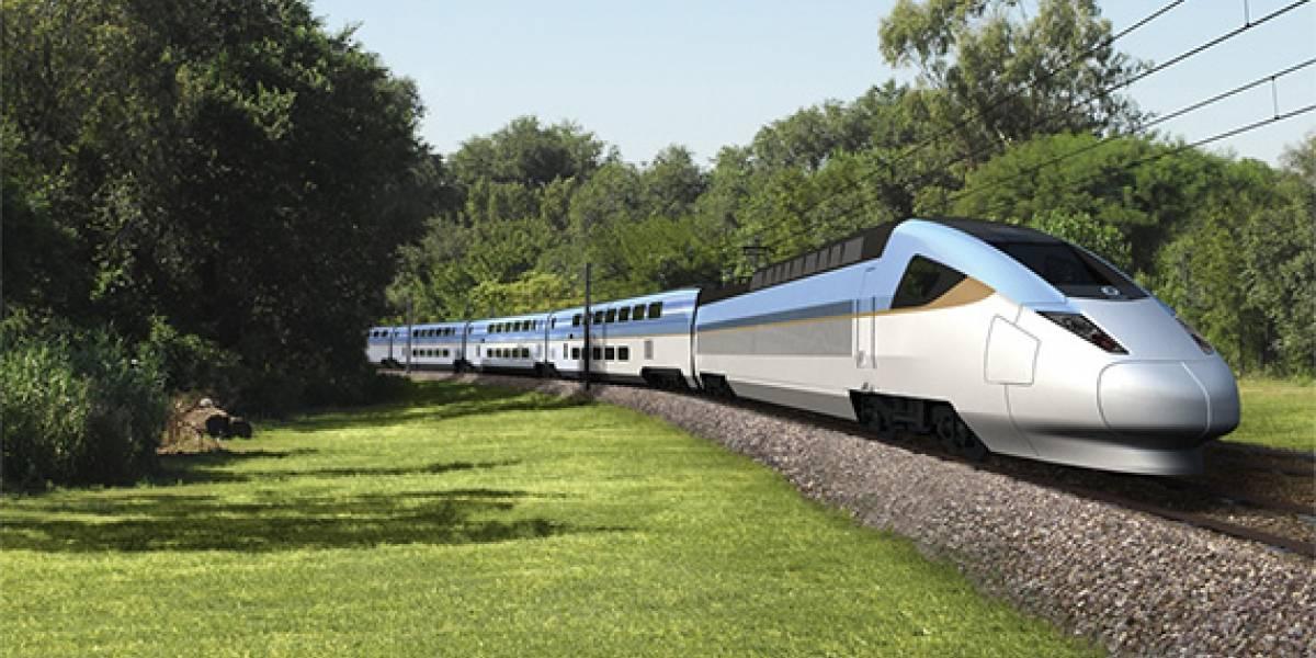 """Argentina tendrá primer tren de """"muy alta velocidad"""" de América Latina"""