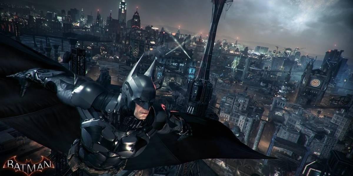 Mira el nuevo tráiler de Batman: Arkham Knight