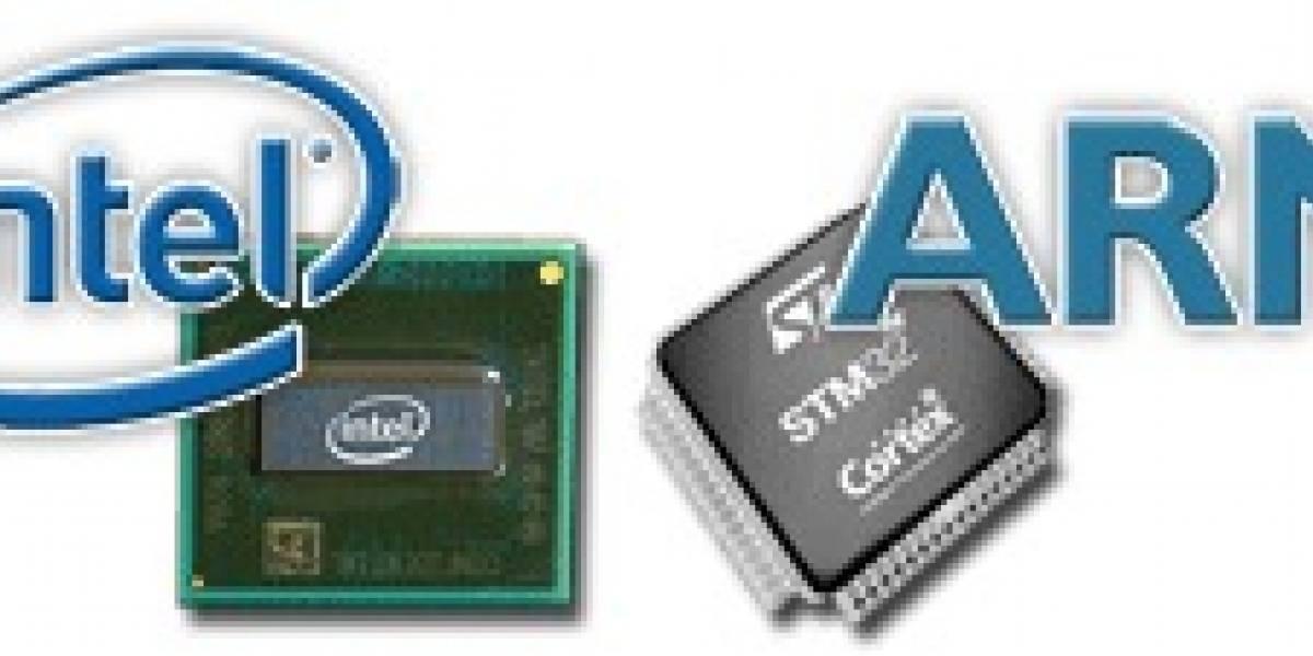 ARM responde frente a los trabajos que hace Intel en el área móvil