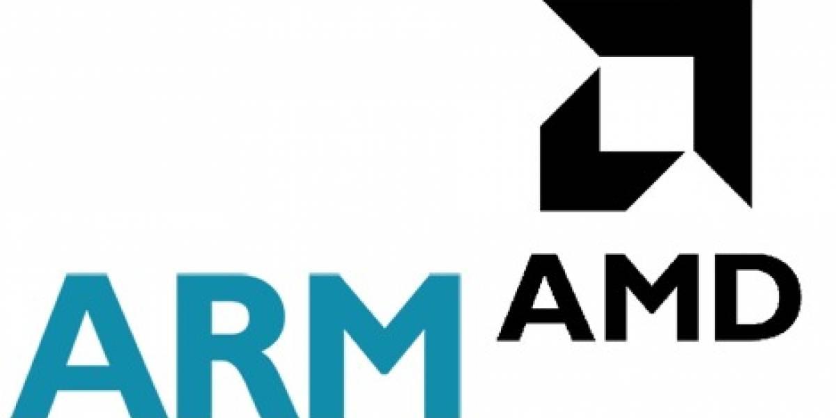 ARM busca en AMD un aliado para acabar con x86