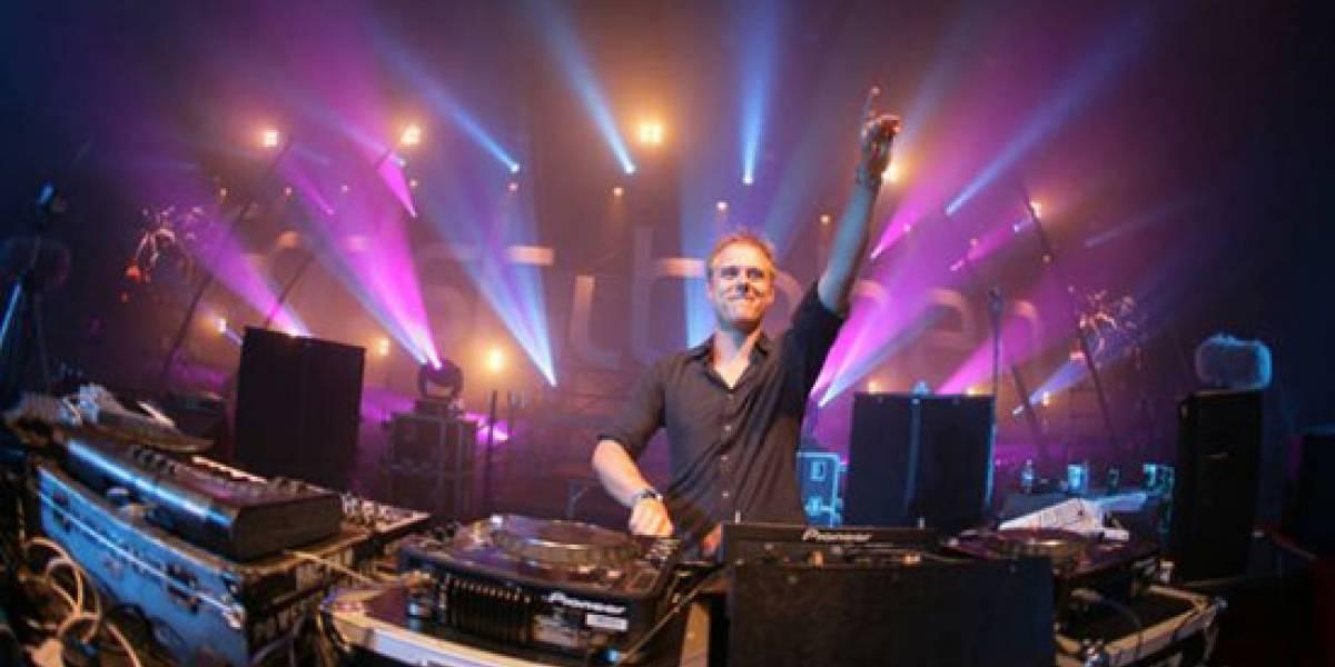Armin Van Buuren tendrá su propio juego de DJ en Wii