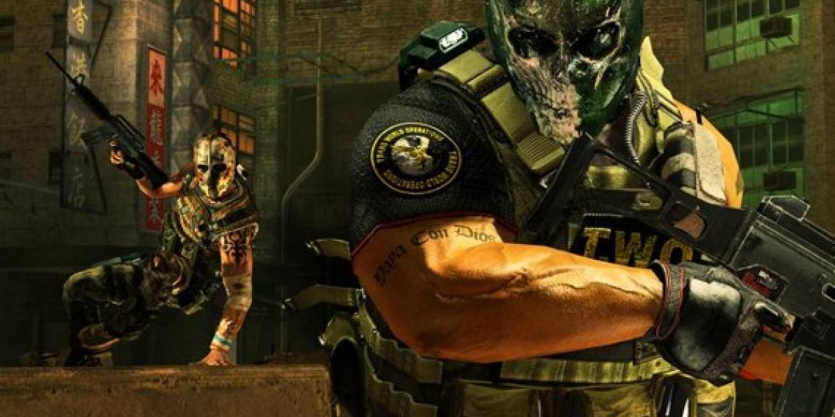 Regresa Army of Two con The 40th Day