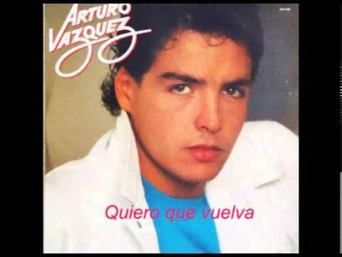 Actor mexicano Arturo Vásquez