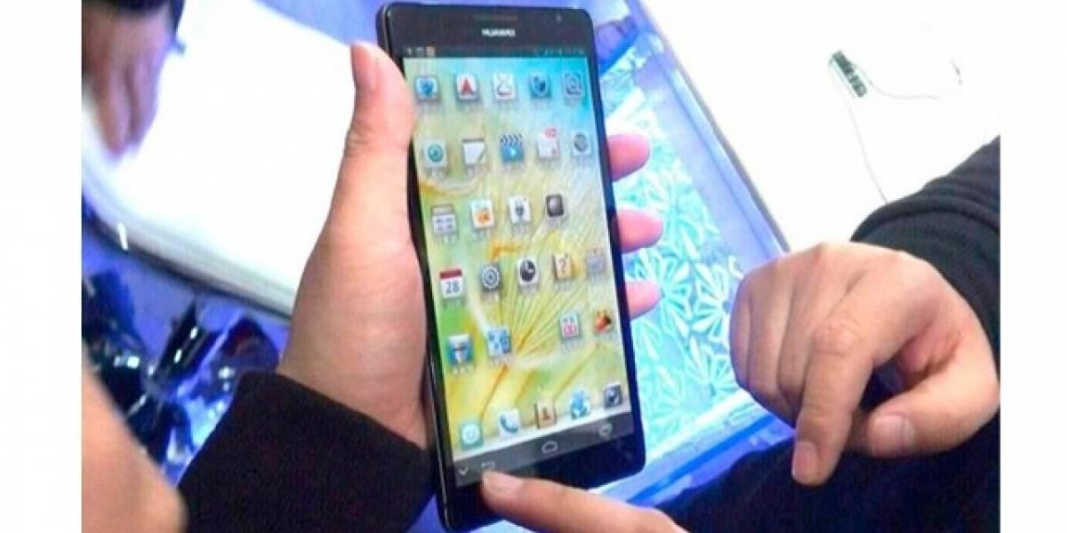 Huawei Ascend Mate 6.1, las primeras imágenes