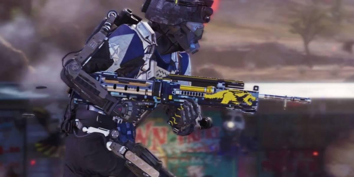 Conoce la nueva arma del DLC Ascendance de CoD: Advanced Warfare