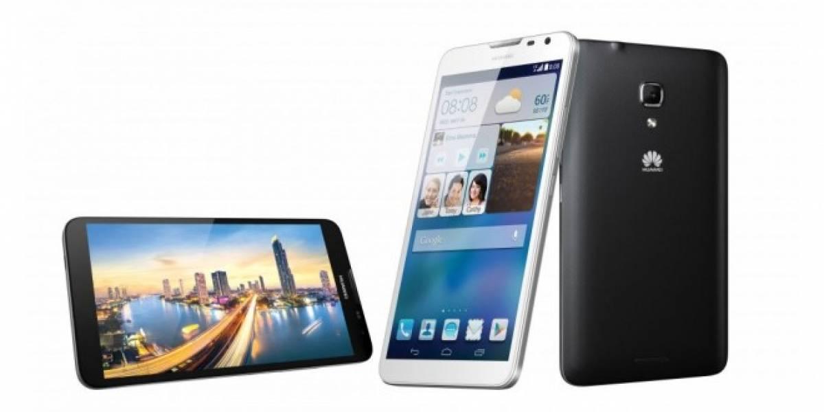 Huawei lanza programa para probar Android 5.0 Lollipop en el Ascend Mate 2