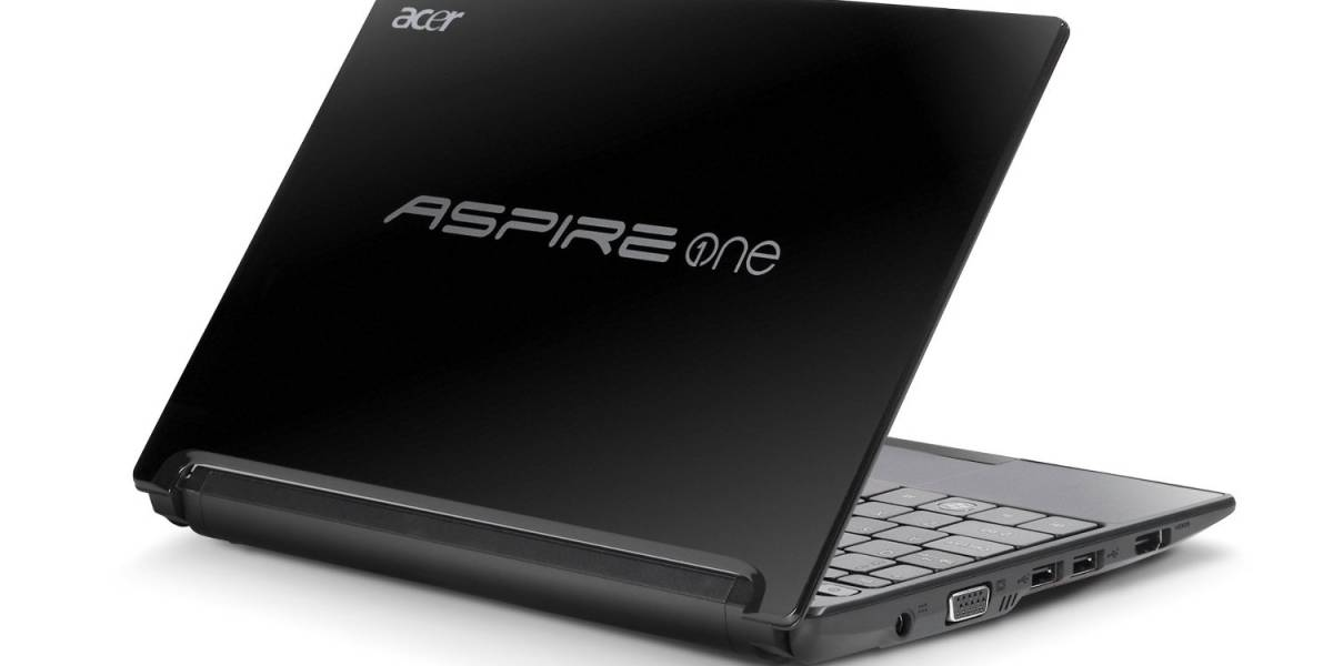 Acer Aspire One 522: Netbook con AMD Fusion a $329.99