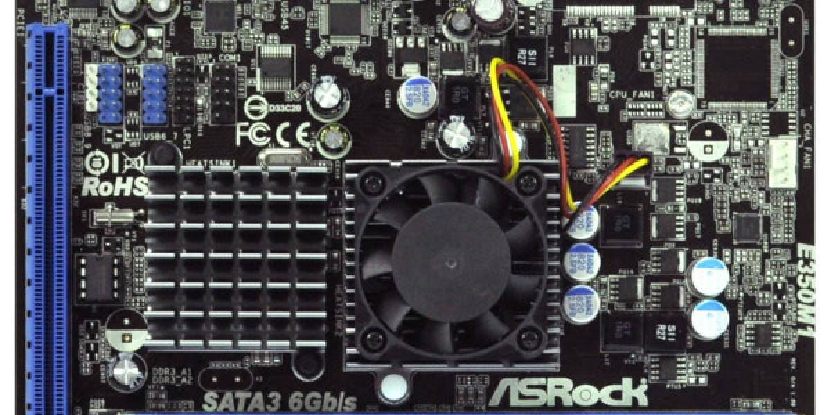 Asrock E350M1 review