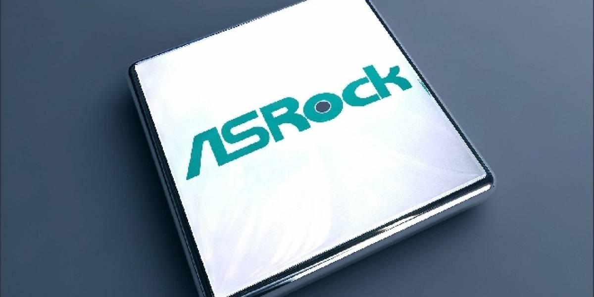 Asustek ayuda a Asrock a incrementar su participación de mercado