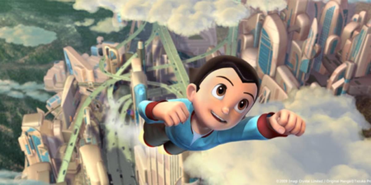 Nuevo juego de Astro Boy llegará a Wii, DS, PSP y PS2