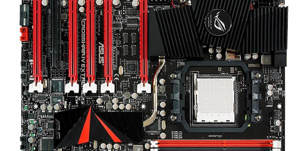 ASUS anuncia tarjetas madre AM3 con soporte a CPUs AM3+