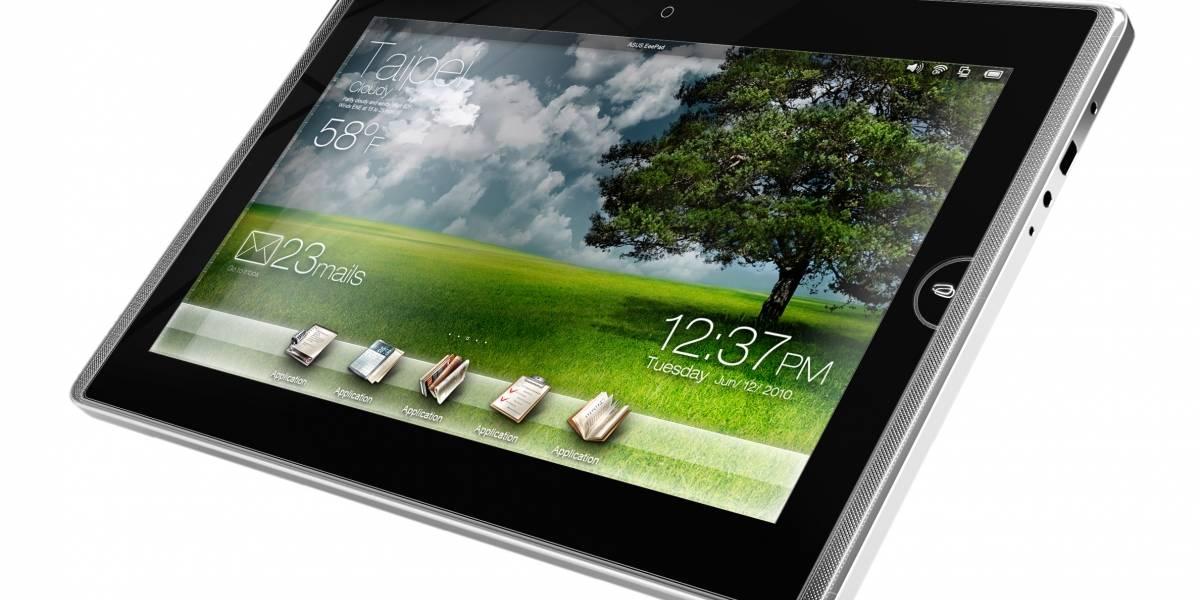 Asus confirma que vienen muchos tablets pronto