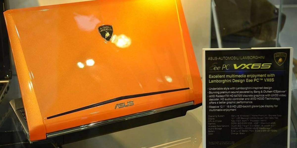 CTX2011: Nuevo ASUS Lamborghini VX6 se actualiza desde NVIDIA a Radeon