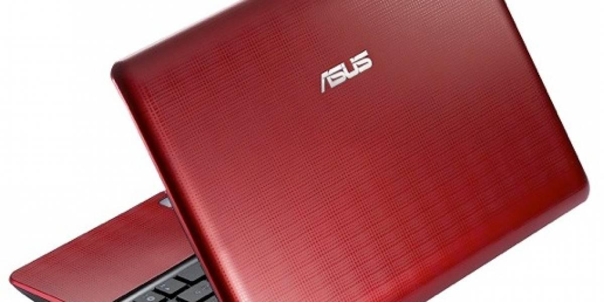 Fusion llegará a los netbooks ASUS Eee en Abril