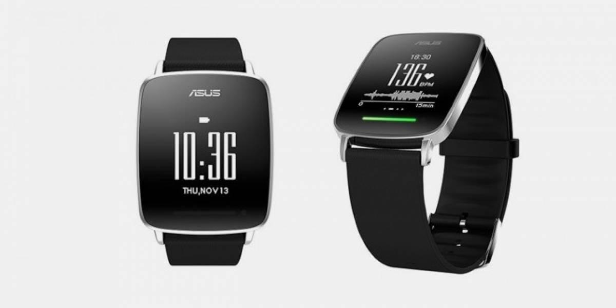 Asus VivoWatch tendrá una batería que dura 10 días