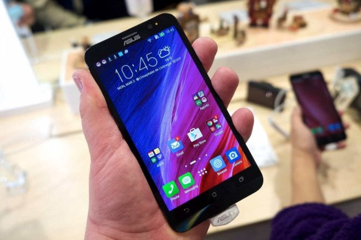 Asus podría lanzar una versión del ZenFone 2 con procesador Snapdragon