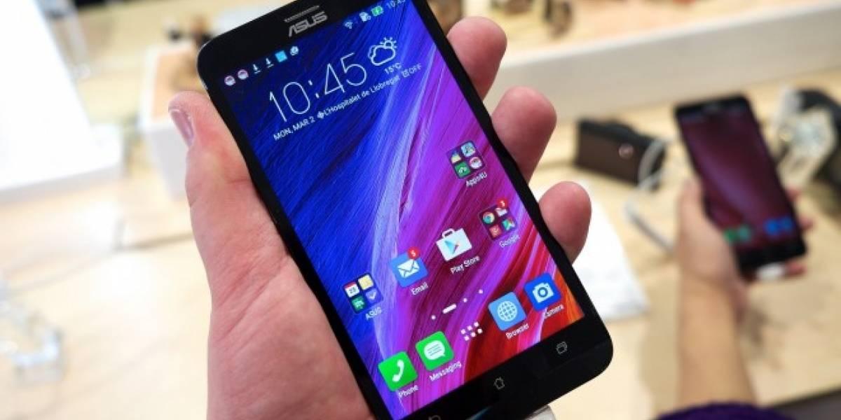 Consiguen ejecutar Windows 7 en un Asus ZenFone 2