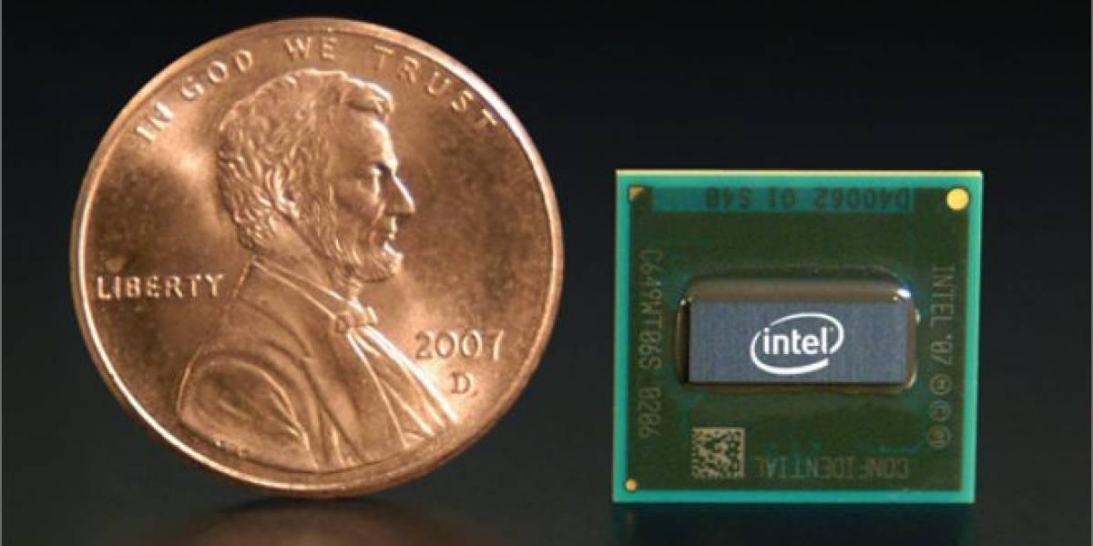 Intel descontinua su microprocesador Atom D2700