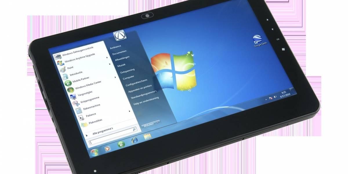 AT-Tablet de Ambiance aterriza en Europa con 3G y Windows 7