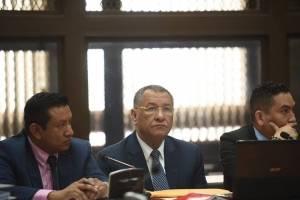 audiencia de primera declaración de Arístides Crespo