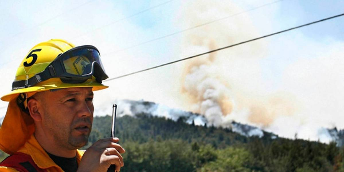 Chile: Movistar inicia un plan de contingencia ante el incendio en Quillón