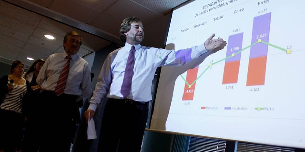 Portabilidad en Chile: 25.745 usuarios ya se han cambiado de compañía