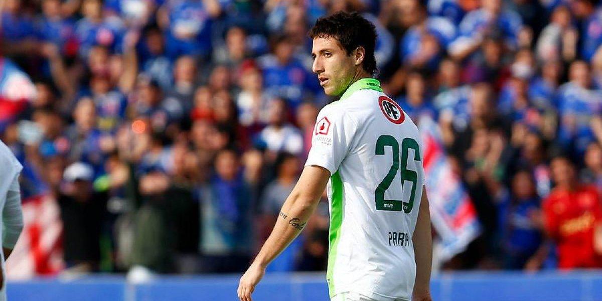 """Agustín Parra prepara su retorno tras dos años: """"Más que temor tengo ganas de jugar"""""""
