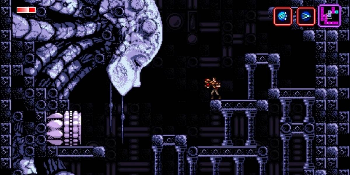 Axiom Verge ya está disponible en PS4, vean el tráiler