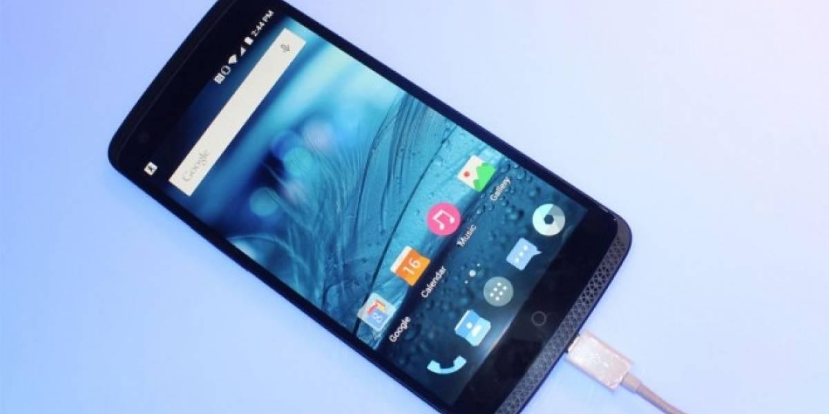 ZTE Axon es el primer smartphone con pantalla Gorilla Glass libre de gérmenes