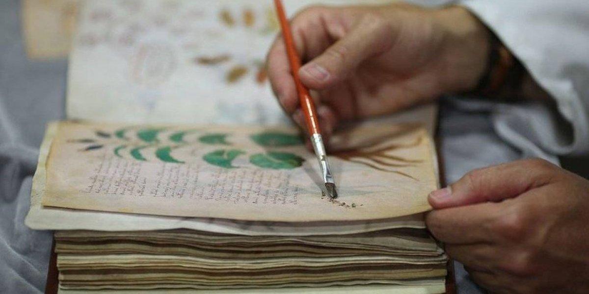 Manuscrito 'mais misterioso do mundo' está sendo decifrado depois de 500 anos