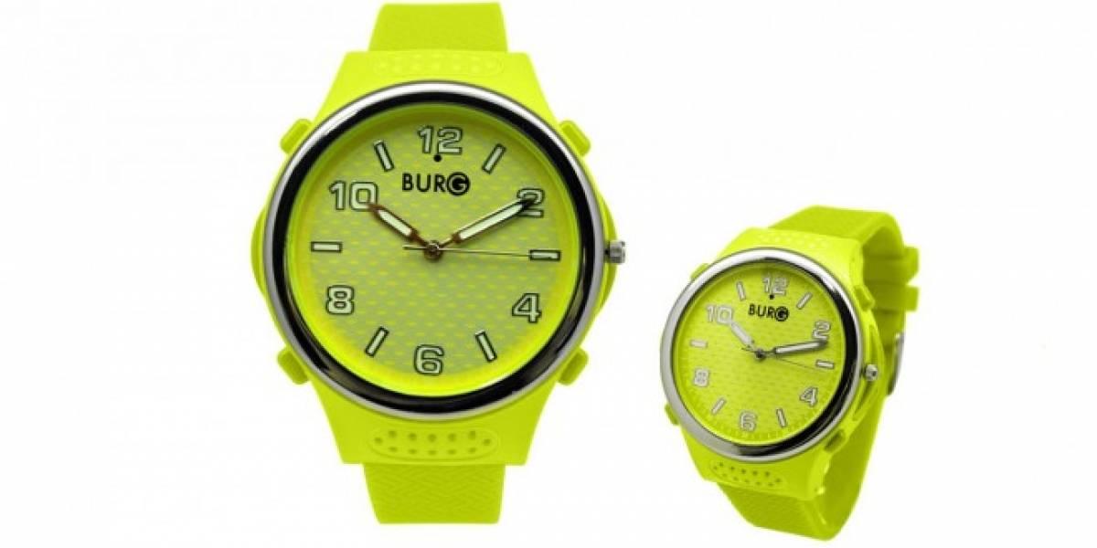 Burg 31, un smartwatch para niños y personas de la tercera edad