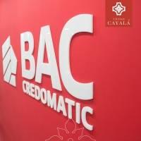 Además la nueva imagen de Bac credomatic se presenta en Paseo Cayalá