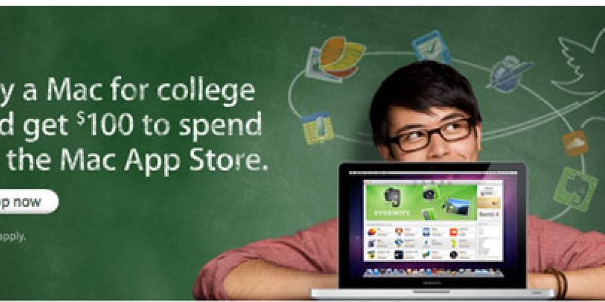 Apple lanzó su promoción Back to School