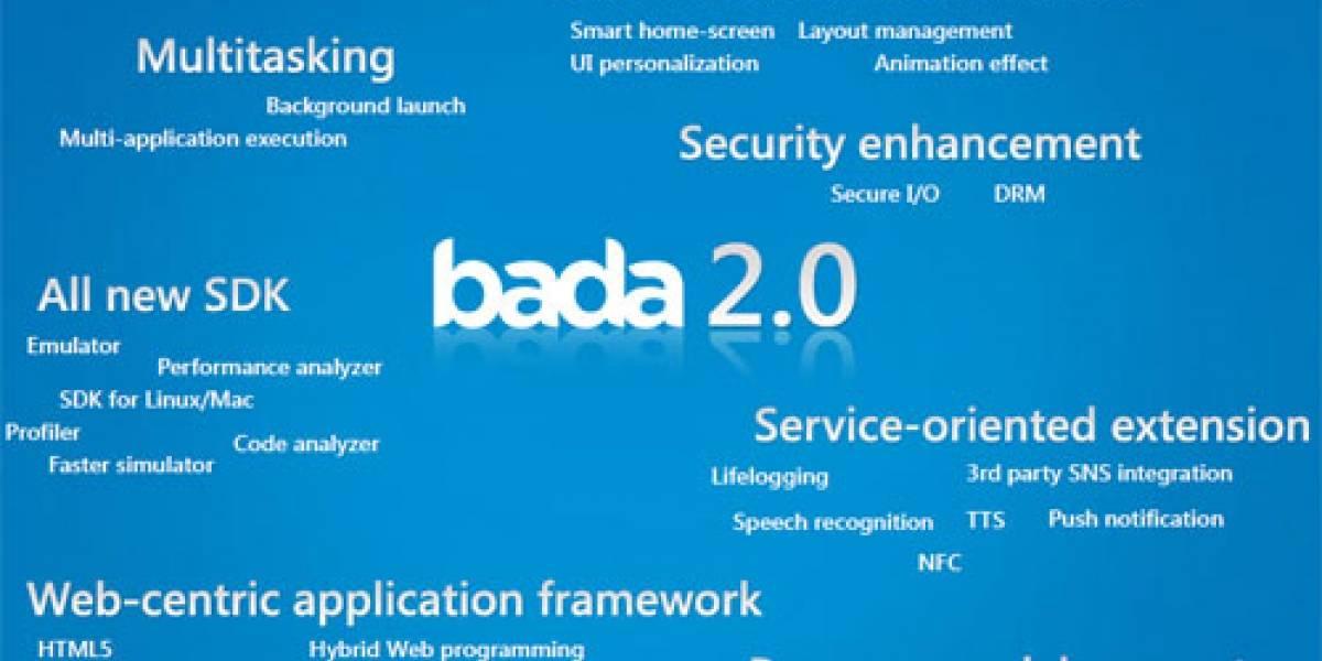 Futurología: Samsung adelanta su próximo OS Bada 2.0
