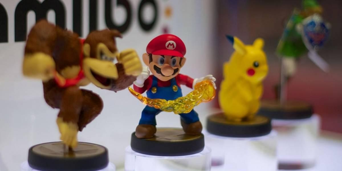 Bandai Namco será el primer third party con juegos disponibles con Amiibo