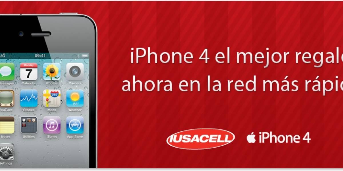 México: El iPhone 4 ahora con Iusacell