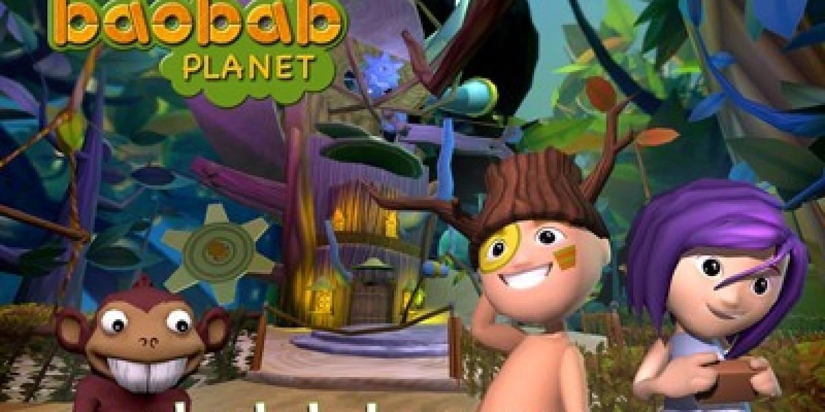 España: Baobab Planet, Edutainment MMO para niños de todo el mundo