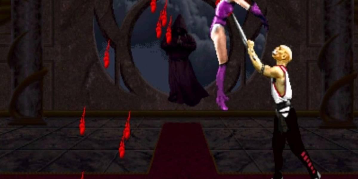Teaser de Mortal Kombat X muestra a Baraka