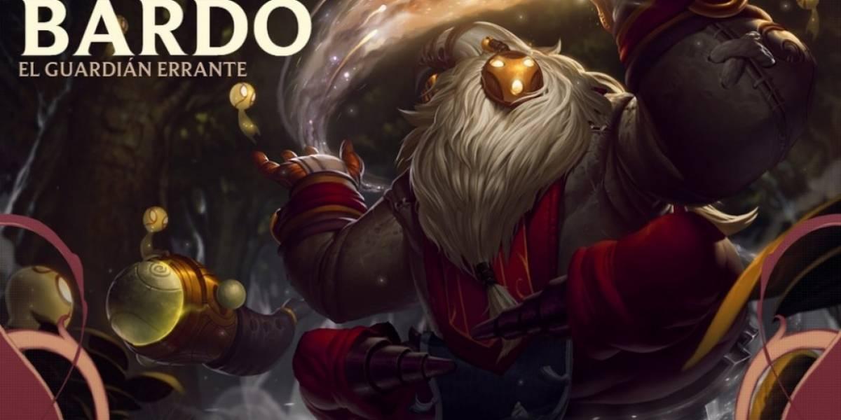 Bardo el Guardián Errante es el nuevo personaje de League of Legends